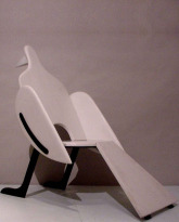 Dove Form Chair