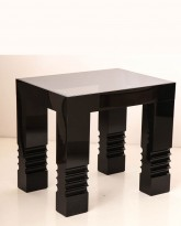 The Acrylic Side Table