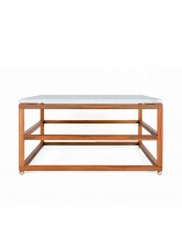 The Dominican Low Table in Wood