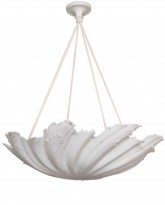 The Shell Chandelier