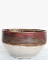 Red Bronze Bowl