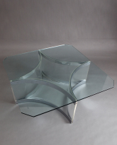 Perspex Low Table