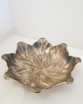 Silver Footed Dish