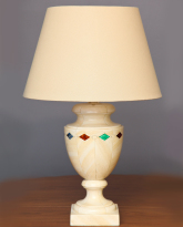 Urn Form Table Lamp