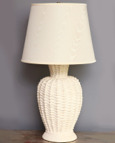 The Basket Table Lamp