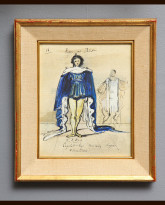 Costume Design for Romeo & Juliet