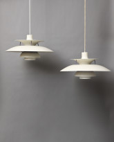 Pair of Hanging Lights