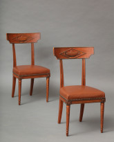 Pair of Jansen Chairs