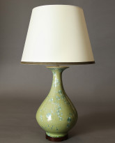 Bartlett Table Lamp in Melon