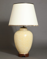 Water Jar Table Lamp in Magnolia