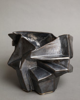 Medium Steel Vase IV