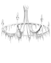 Icicle Chandelier