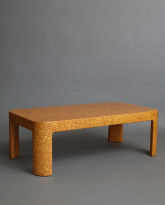 Cork Low Table