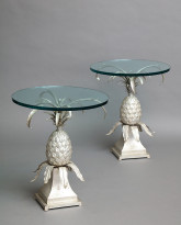 Pineapple Side Tables