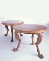 Pair of Sans Époque Side Tables