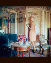 Model in Suzanne Luling's Parisian Residence