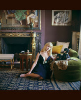 Model in Henri Samuel's Parisian Residence