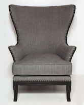 The Evelyn Wing Chair